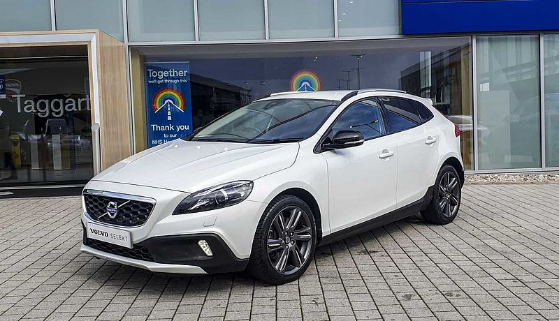 Volvo V40 CC D3M Lux Nav (Tinted Windows, Winter Pack, Cruise Control)